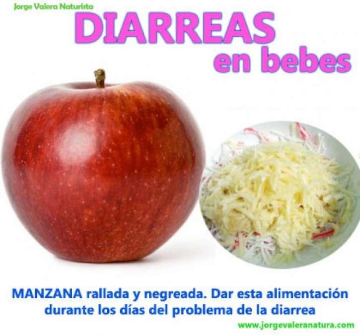 Dieta de bebe con diarrea